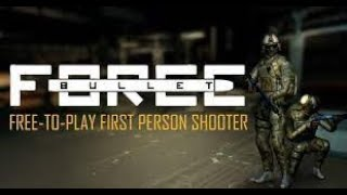 PUBG LIKE GAME IN ONLINE WEB SITE - BULLET FORCE - CRAZY GAMES-COM - NO Download Full NEEDED