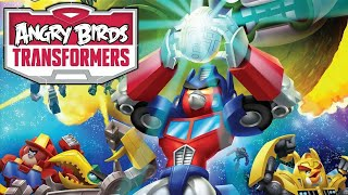 -Bird- Guide words -A-Z- when playing game Angry bird robots-