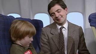 Summer Holiday with Mr Bean - Full Episodes - Classic Mr Bean