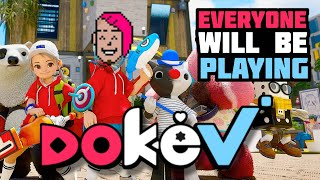 DokeV- The Online Game EVERYONE Will Be Playing Next Year - Grand Theft Pokemon Busters -