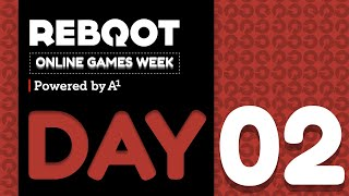 CORE GAMING - Day 2 - Reboot Online Games Week 2021 Spring Edition powered by A1