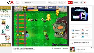 Plants VS Zombie Angry Bird Alo 1234