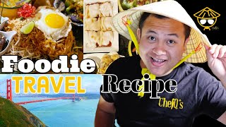 ChefQs Travel Recipe - Travel - Food - Recipe - Vlog