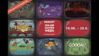 Reboot Online Games Week 2021 Spring Edition powered by A1 - Official Promo