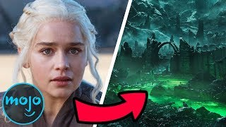 Top 10 Game of Thrones Locations You-ve Never Seen Before