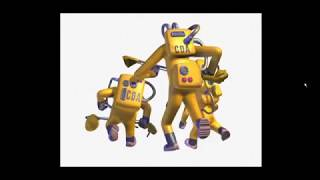 Monsters- Inc- DVD Menu Walkthrough -Disc 2-