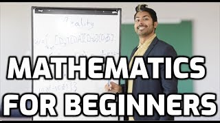 Mathematics for Beginners